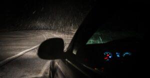 ¿Cómo estar seguro ante un temporal en invierno?