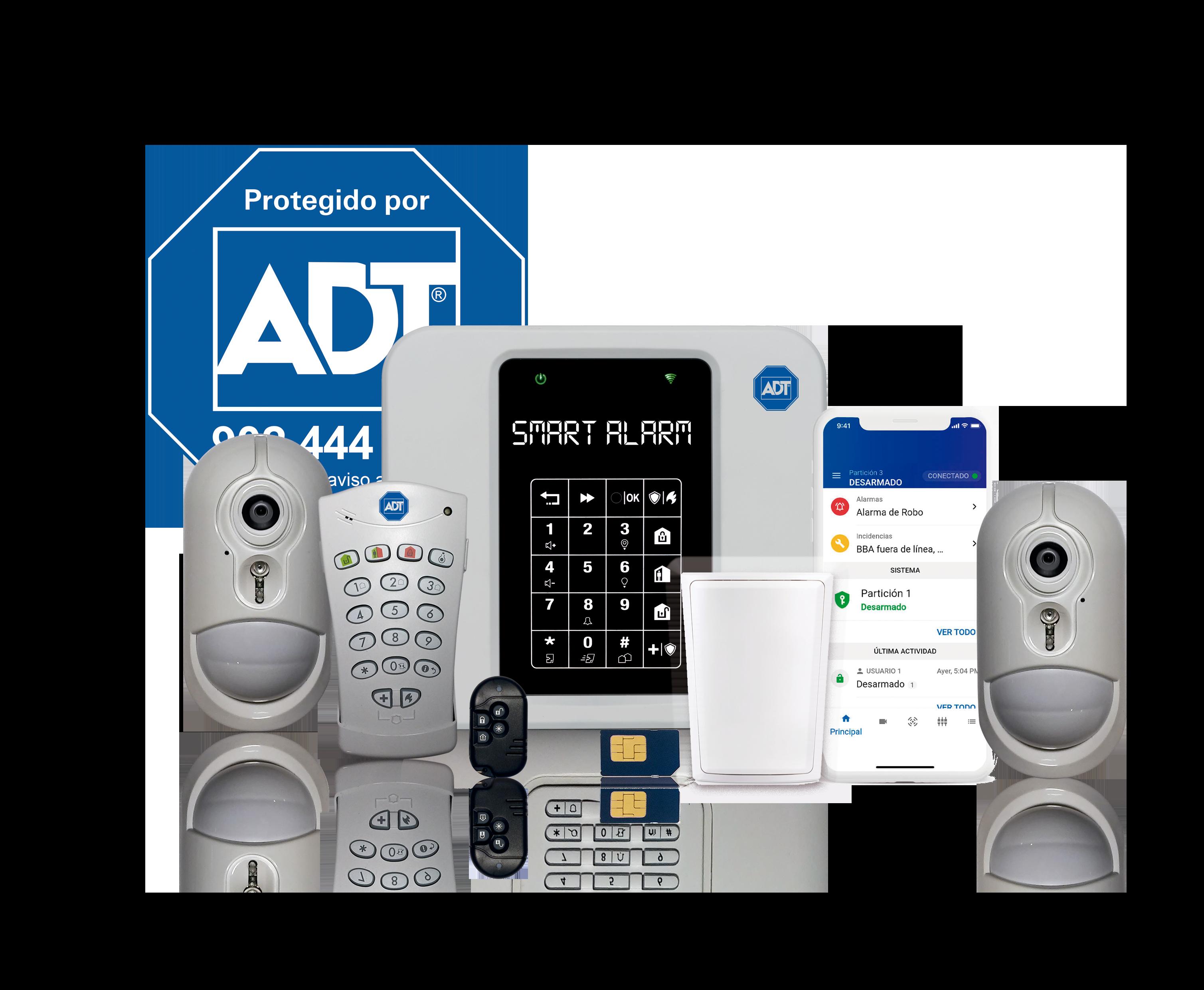 La mejor manera de proteger tu casa y tu familia es instalar un sistema de alarma para el hogar que se adapte a vuestras necesidades.