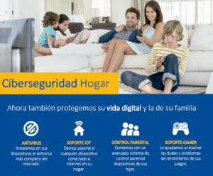 Ciberseguridad en el hogar ADT