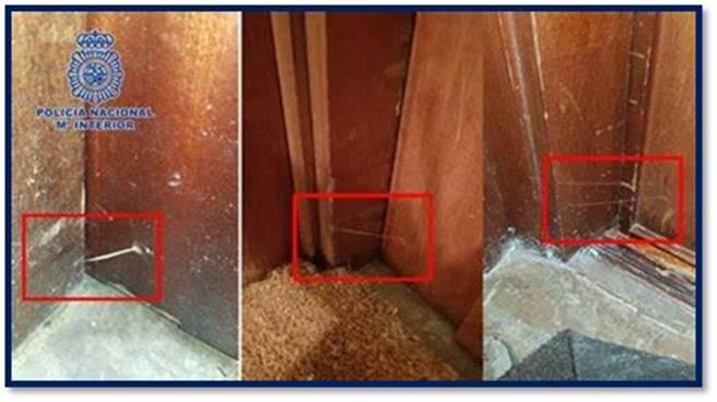 Estas son las marcas más usadas por los ladrones antes de los robos en domicilios